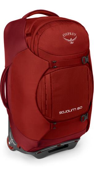 Osprey Sojourn 60 - Sac de voyage - rouge